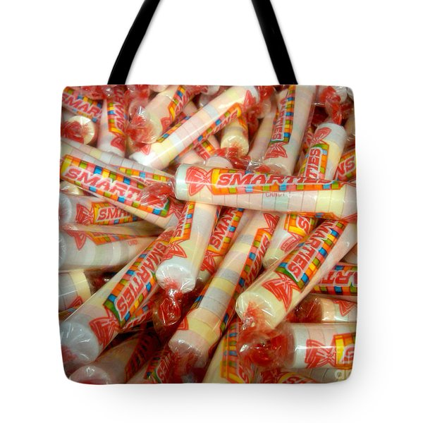 Smarties Penny Candy Tote Bag