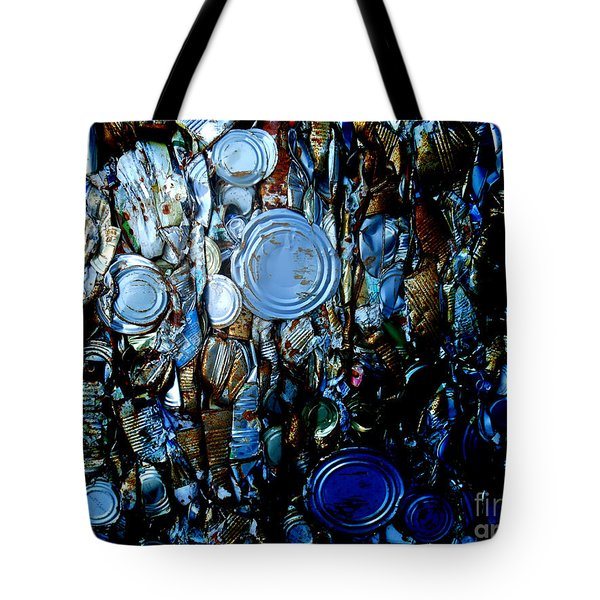 Smashed Tote Bag