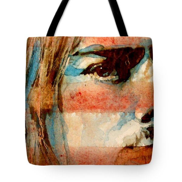 Smells Like Teen Spirit Tote Bag