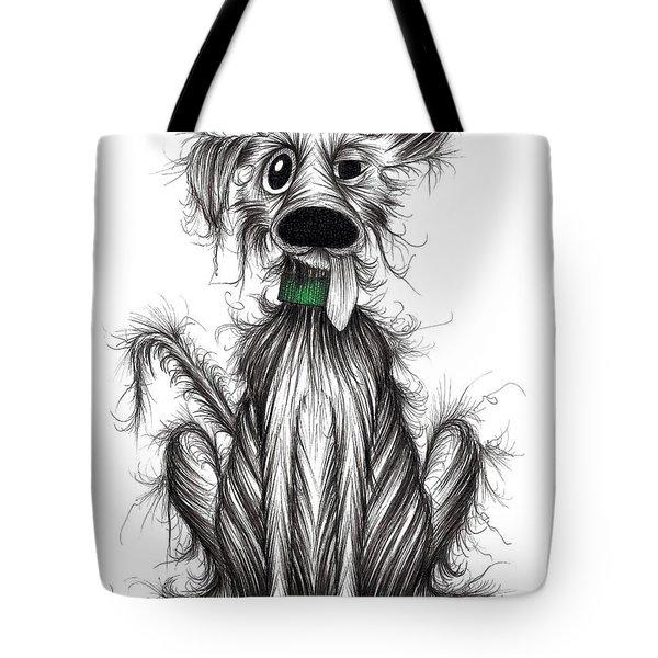 Smelly Dog Tote Bag