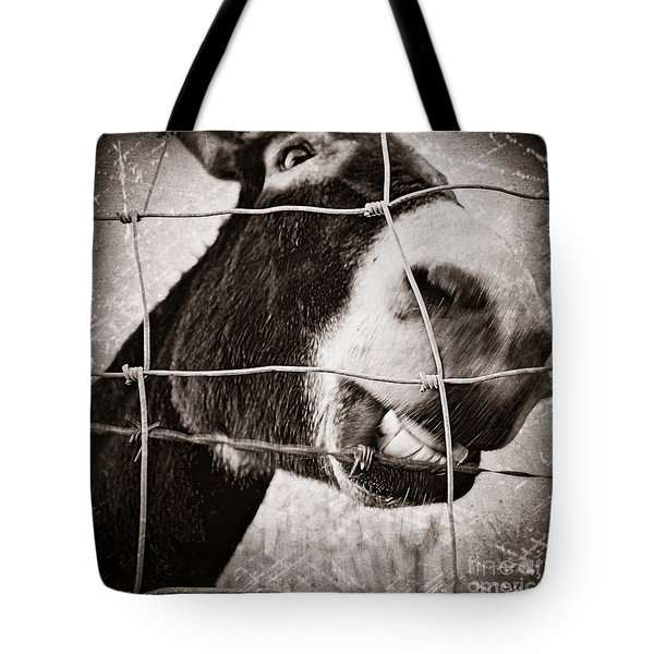 Smile Like You Mean It Tote Bag