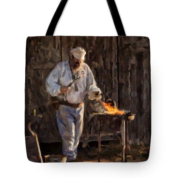 Smithie Tote Bag