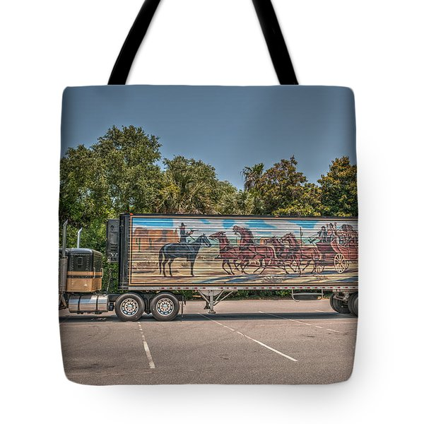 Smokey And The Bandit Tote Bag