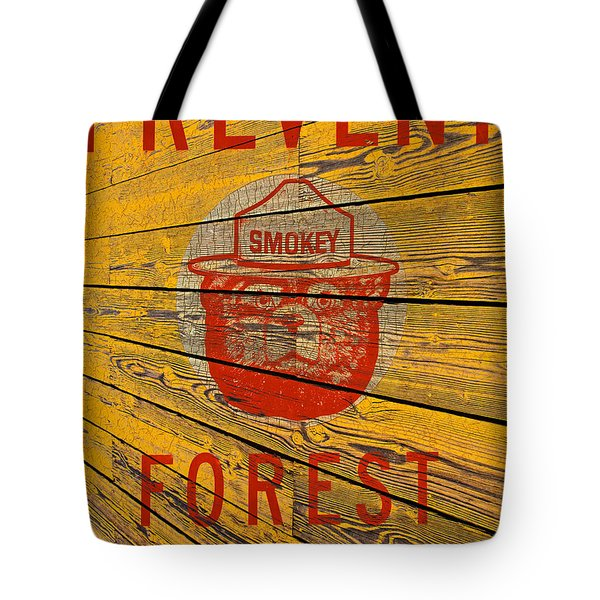 Smokey Tote Bag