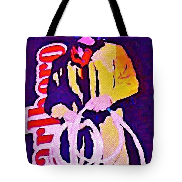 Smoking Can Be Lethal Tote Bag by John Malone