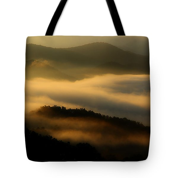 Smoky Mountain Spirits Tote Bag