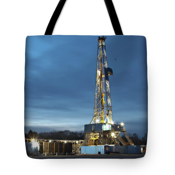Smooth Drilling Tote Bag