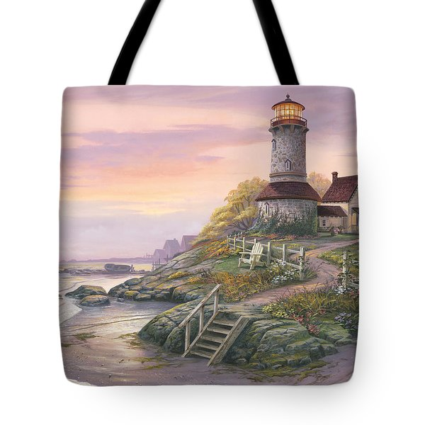 Smooth Sailing Tote Bag