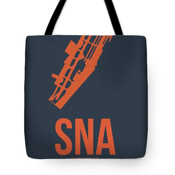 Sna Orange County Airport Poster 1 Tote Bag