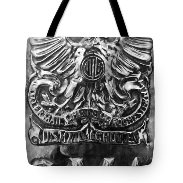 Snail Mail Tote Bag by James Aiken
