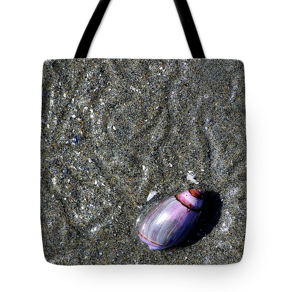 Tote Bag featuring the photograph Snail's Pace by Lisa Phillips