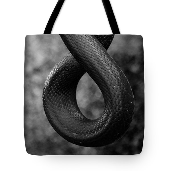 Snake Springs Eternal Tote Bag