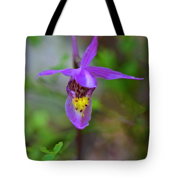 Tote Bag featuring the digital art Snapdragon by Mae Wertz