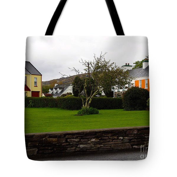 Sneem- Home Of The Blue Bull Tote Bag