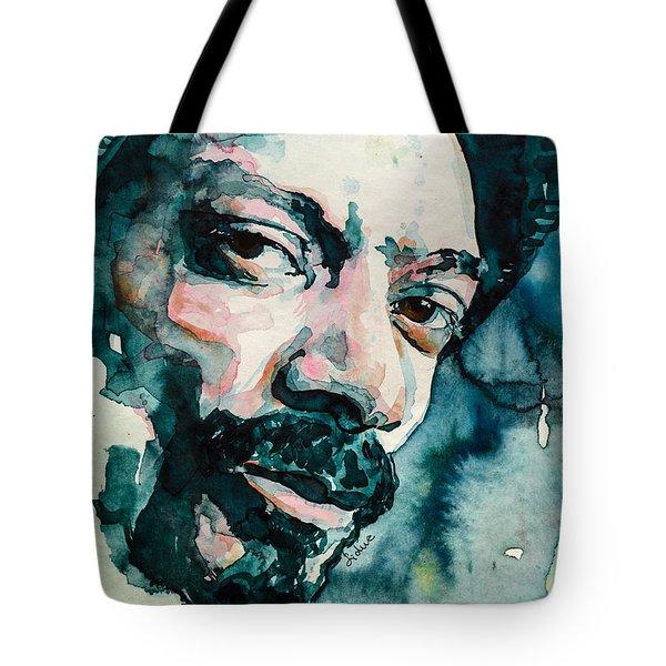 Snoop's Upside Ya Head Tote Bag