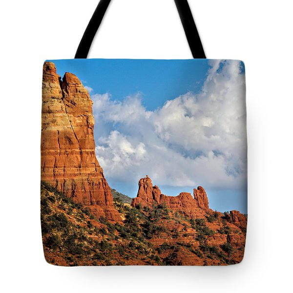 Snoopy Rock Tote Bag