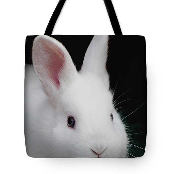 Snow White Tote Bag by Living Color Photography Lorraine Lynch