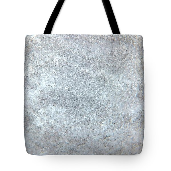 Snow Yourself Tote Bag