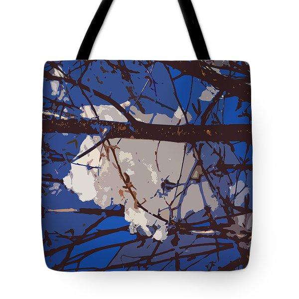 Snowball Tote Bag by Carol Lynch