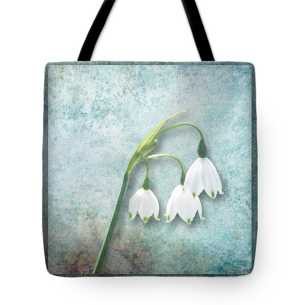 Snowdrop Tote Bag