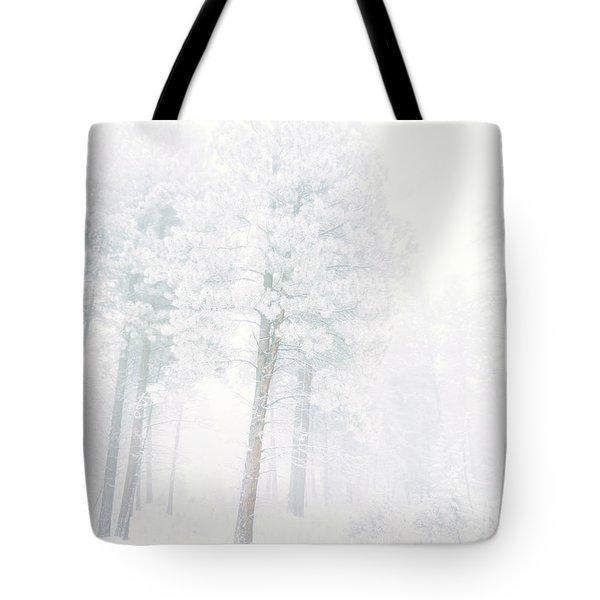 Snowed In Tote Bag by Tara Turner