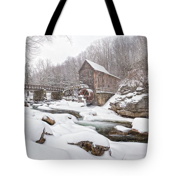 Snowglade Creek Grist Mill 1 Tote Bag