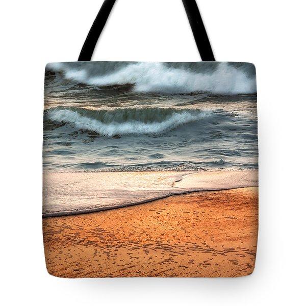 So Far So Close Tote Bag by Edgar Laureano