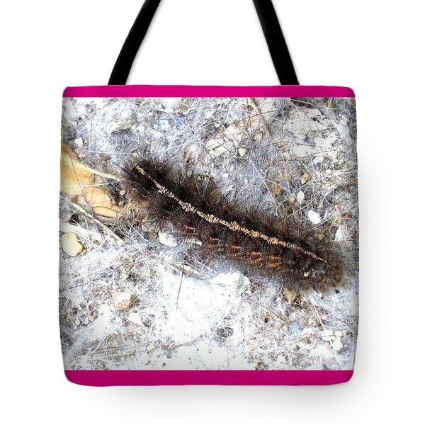 So Fuzzy Tote Bag