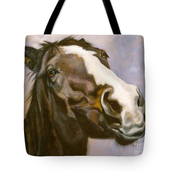 Hot To Trot Tote Bag