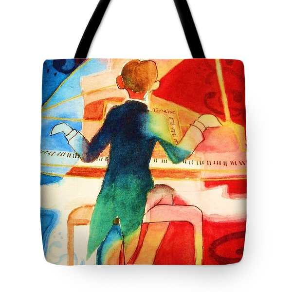 So Grand Tote Bag by Marilyn Jacobson