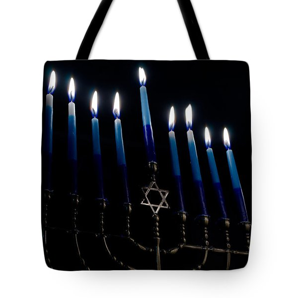 So Let Your Light Shine Tote Bag