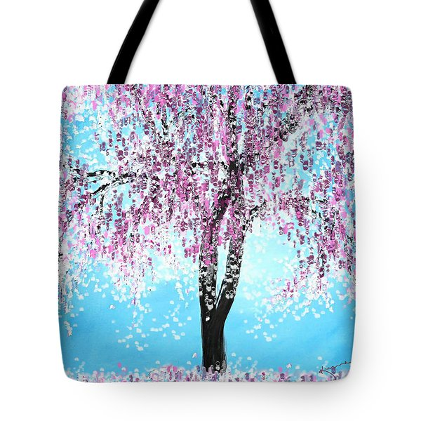 So Spring Tote Bag by Kume Bryant