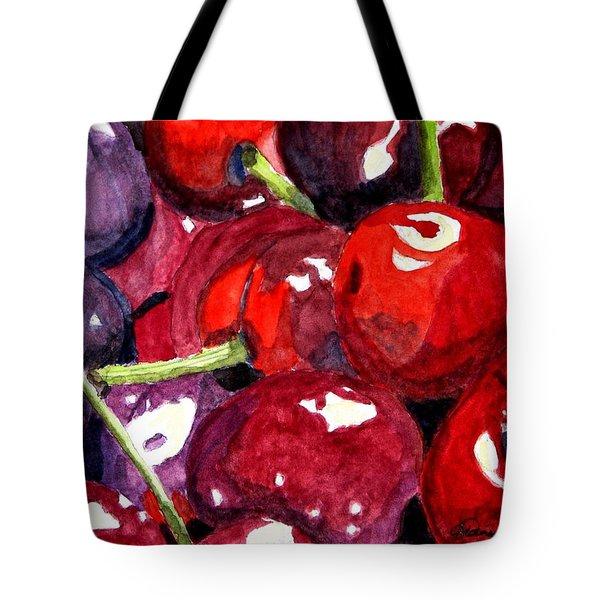 So Sweet Tote Bag by Angela Davies