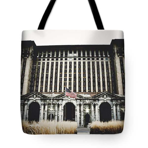 So The Present Utterly Formed Impelled By The Past  Tote Bag