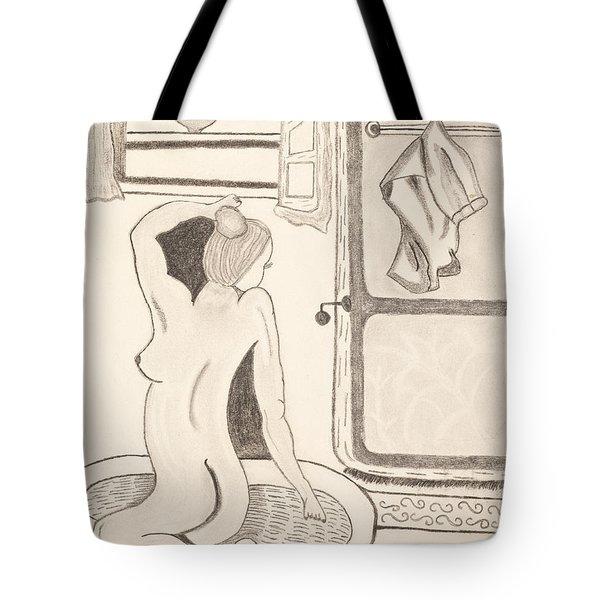 Soaking Tote Bag