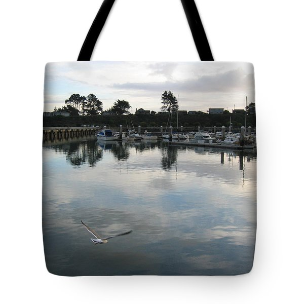 Soar Tote Bag by Dianne Levy