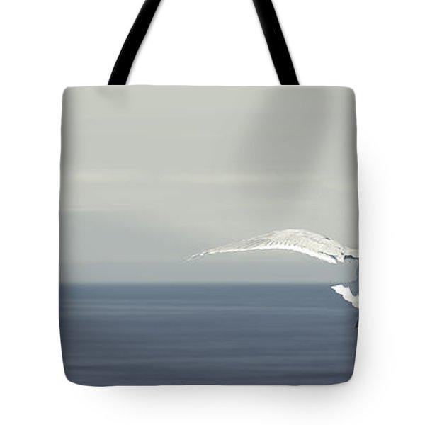 Soaring Free Tote Bag by Lisa Knechtel