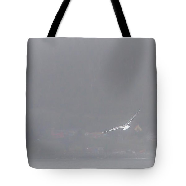 Soaring Home Tote Bag
