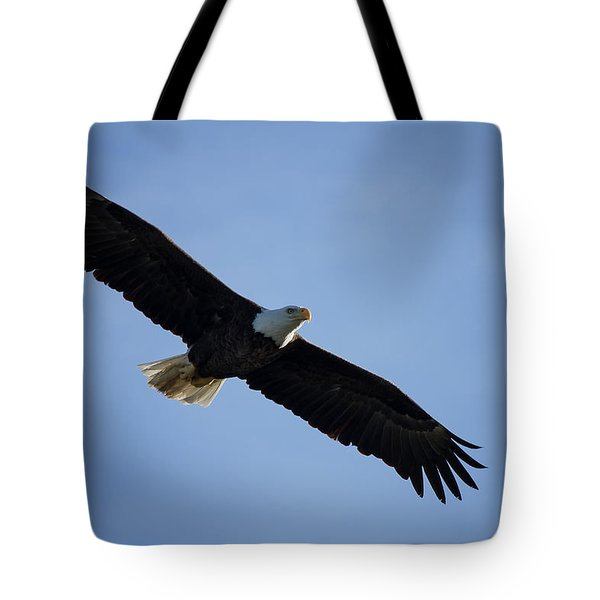 Soaring Tote Bag by Kim Hojnacki