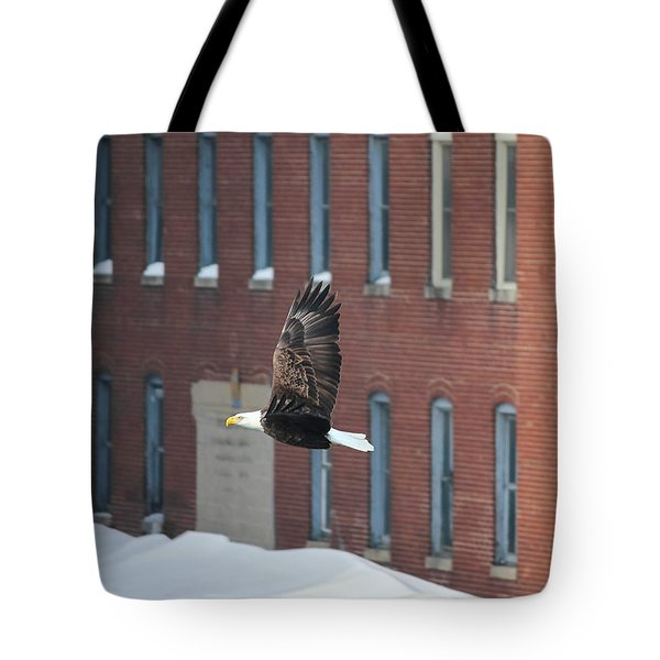 Soaring To Greatness Tote Bag