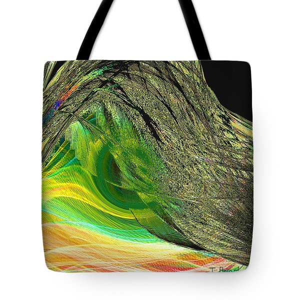 Soaring Wing Tote Bag by Thomas Bryant