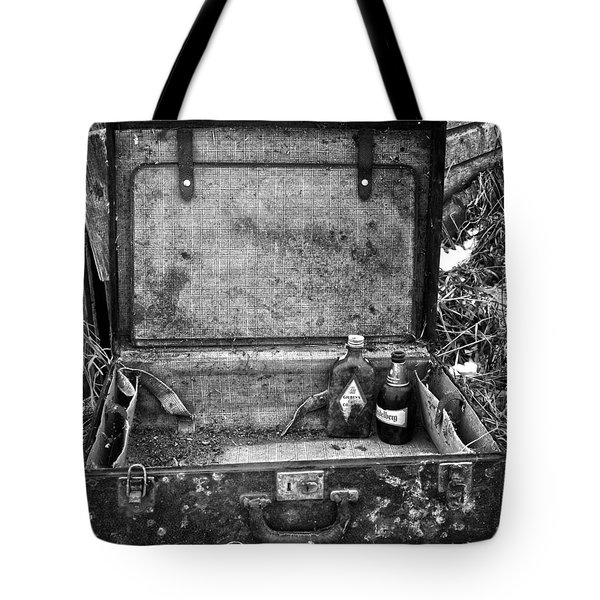 Sober Travels  Tote Bag by Jerry Cordeiro