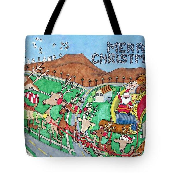 Socal Santa Tote Bag