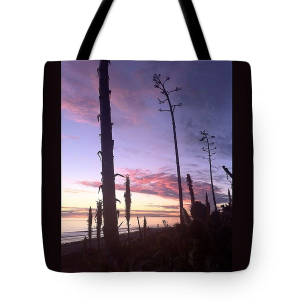 Socal Sunset Tote Bag