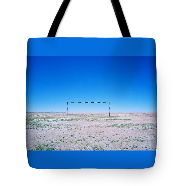 Field Of Dreams Tote Bag by Shaun Higson