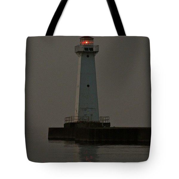 Sodus Point Beacon Tote Bag