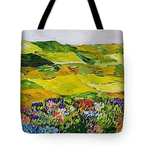 Soft And Lush Tote Bag by Allan P Friedlander
