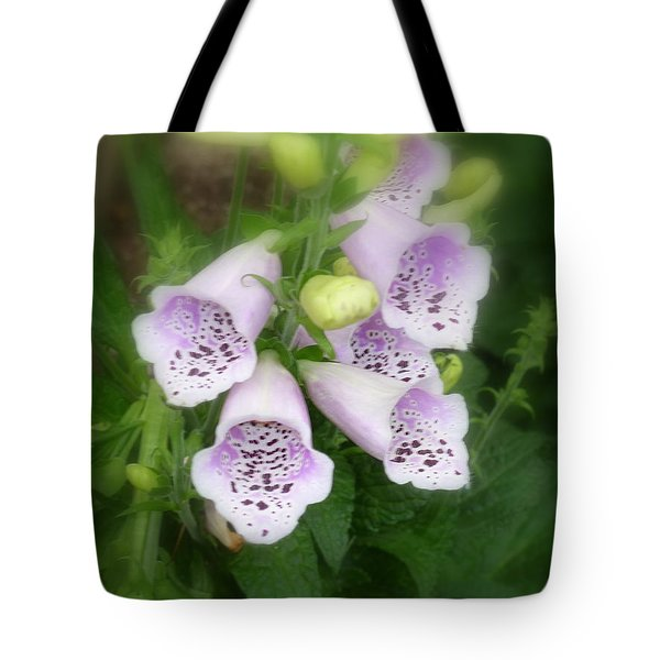 Soft And Silky Laced Gloves Tote Bag by Lingfai Leung