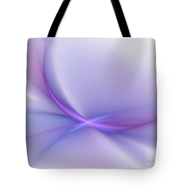 Soft Blend Tote Bag by Elizabeth McTaggart