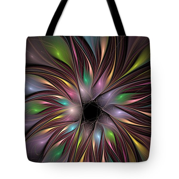 Soft Colors Of The Rainbow Tote Bag
